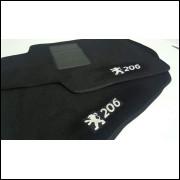 tapetes automotivos Peugeot 206 capete personalizado