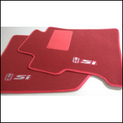 Tapetes automotivos Honda Civic SI carpete personalizado