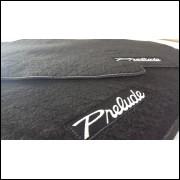 Tapetes automotivos Honda Civic Prelude carpete personalizado