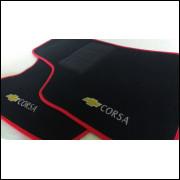 Tapetes automotivos Corsa carpete personalizado