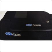 Tapetes automotivos Ford Fusion carpete personalizado